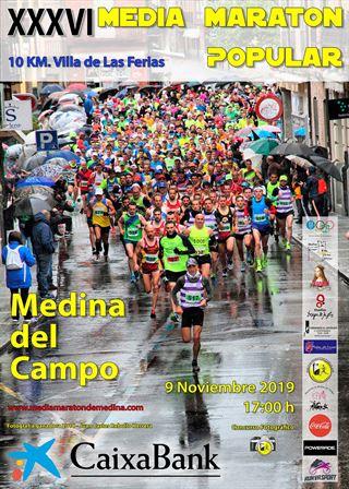 XXXVI Medio Maratón Popular de Medina del Campo
