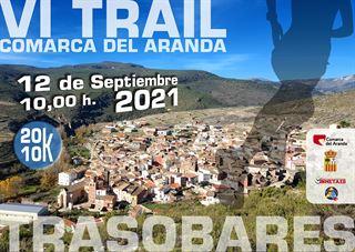 VI TRAIL COMARCA DEL ARANDA (TRASOBARES)