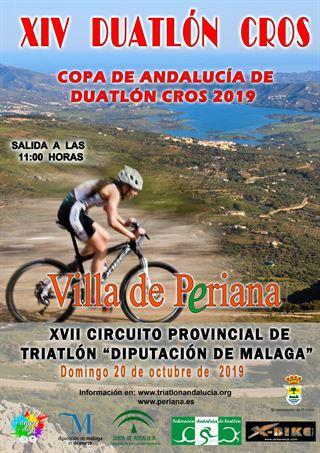 XIV DUATLÓN CROS VILLA DE PERIANA