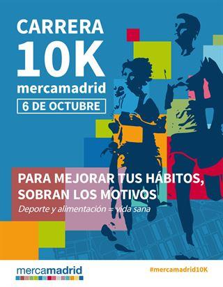 10 K MERCAMADRID