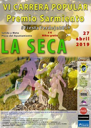 "6ª Carrera Popular Premio Sarmiento ""La Seca"""