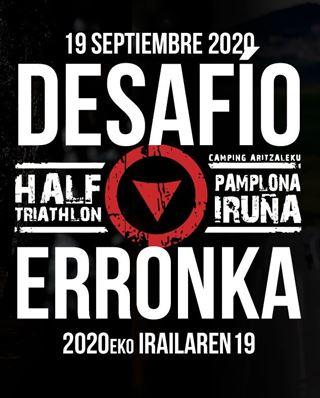 VI Half Triatlhon Pamplona-Iruña 2020