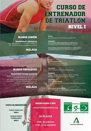 CURSO DE ENTRENADOR/A NIVEL I