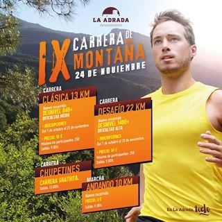 IX Carrera de montaña Villa de La Adrada