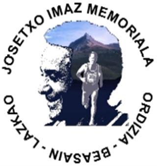 XIX Josetxo Imaz Memoriala