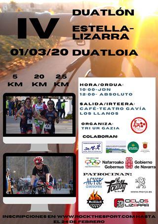 IV Duatlón de Estella / Lizarra JDN (Infantiles y menores)