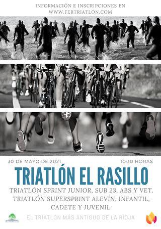 """I Triatlón Sprint y SuperSprint  """"El Rasillo"""""""