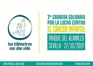 7ª Carrera Solidaria por la Lucha Contra El Cáncer Infantil