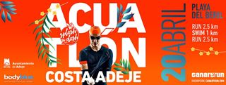 Acuatlón Costa Adeje 2019