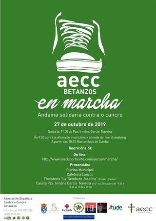 AECC EN MARCHA - CONCELLO DE BETANZOS