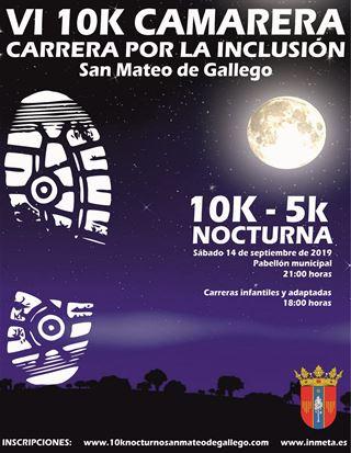 10K Y 5K NOCTURNO SAN MATEO DE GALLEGO 2019