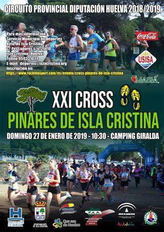XXI CROSS PINARES DE ISLA CRISTINA