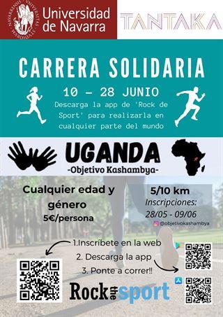 Objetivo Kashambya Carrera Solidaria
