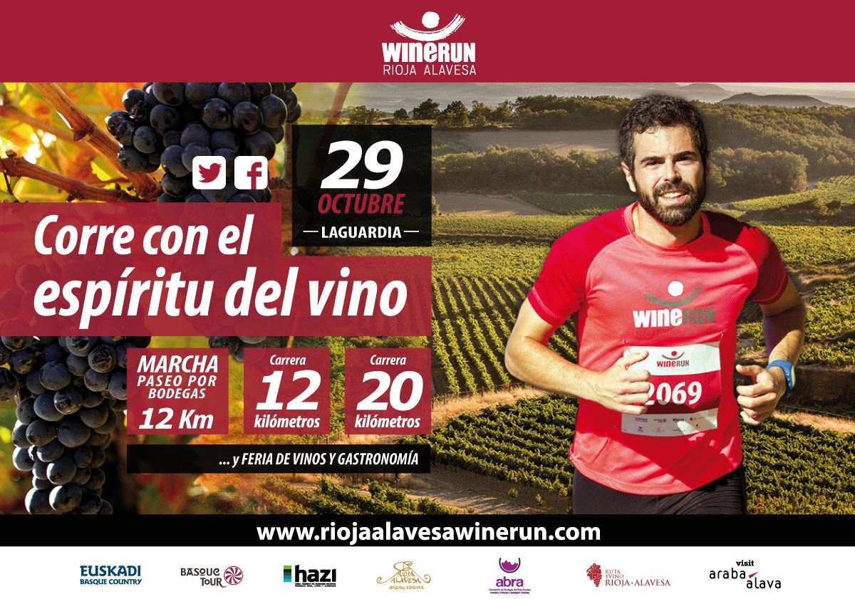 Wine Run Rioja Alavesa 2017