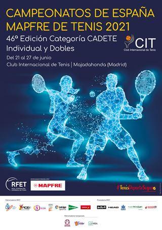 Campeonato de España Cadete Individual Masculino 2021