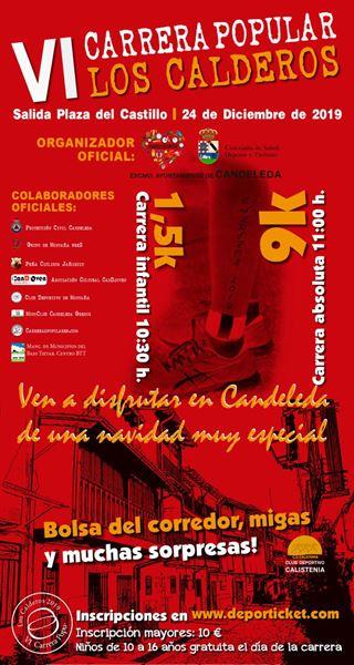 VI CARRERA POPULAR LOS CALDEROS