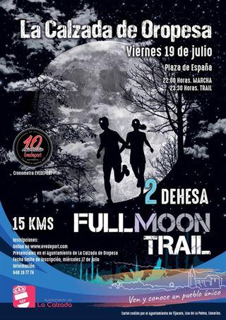 II DEHESA FULLMOON TRAIL