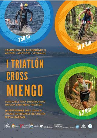 I Triatlón Cross Miengo