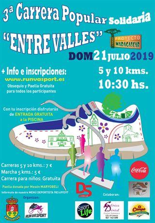 """VI Marcha Solidaria y III Carrera Popular """"Cogeces del Monte"""""""