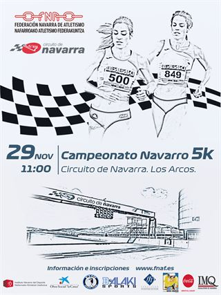 CTO NAVARRO 5K OPEN