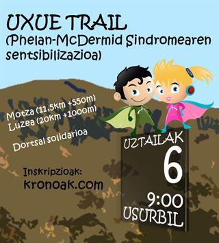 Uxue Trail