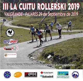 III La Cuitu Rollerski 2019