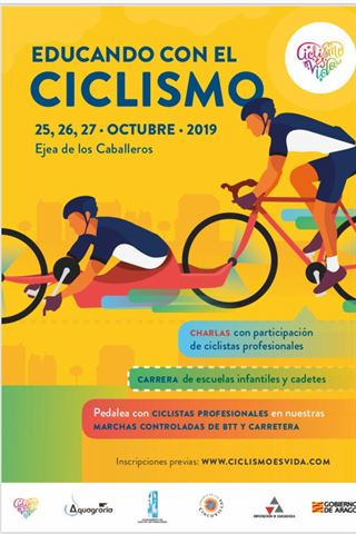 Educando con el Ciclismo 2019