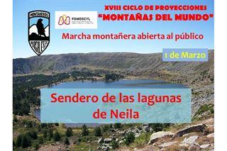 Marcha Montañera Sendero de las Lagunas de Neila