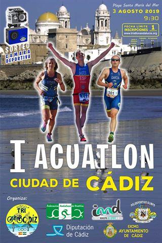 I ACUATLÓN CIUDAD DE CÁDIZ