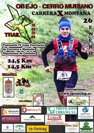 X-Trail Obejo-Cerro Muriano