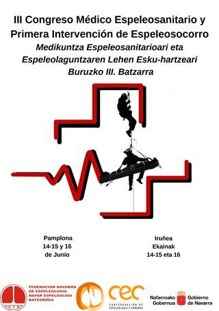 III Congreso Médico Espeleosanitario y Primera Intervención de Espeleosocorro