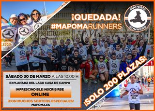 MAPOMA runners