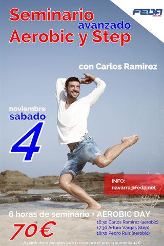 seminario aerobic carlos