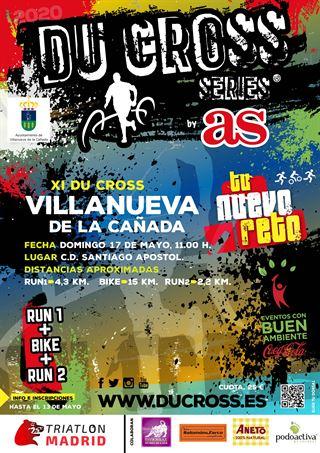 XI DU CROSS Villanueva de la Cañada20
