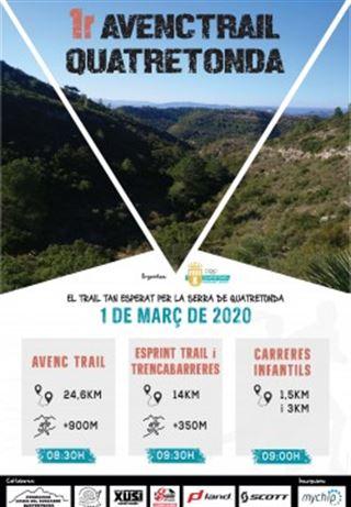 1er Avenc Trail Quatretonda
