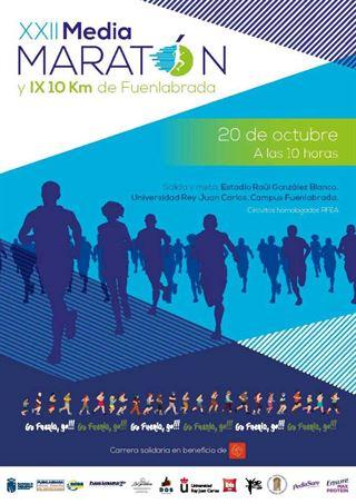 XXII Media Maratón de Fuelabrada - IX 10 Km de Fuenlabrada