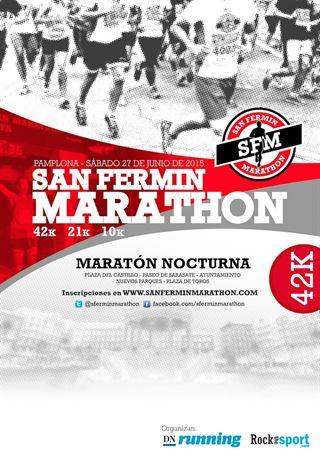 SAN FERMIN MARATHON 42K