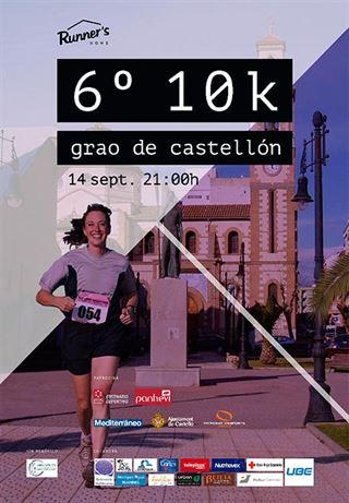 VI  10 K NOCTURNO GRAO CASTELLON  2019