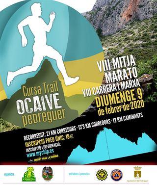 VIII Mitja Marató Muntanya Ocaive, Pedreguer