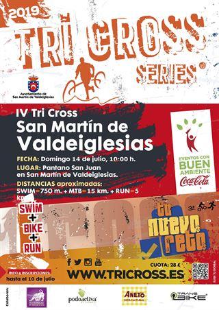 IV TRI CROSS DE SAN MARTIN