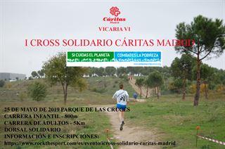 I Cross Solidario Cáritas Madrid