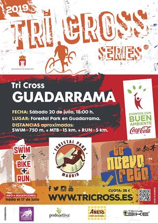 TRI CROSS GUADARRAMA