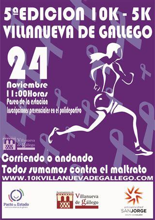 10k y 5k Villanueva De Gallego 2019