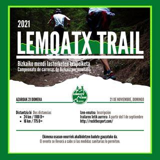Lemoatx Trail 2021