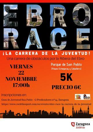 EBRO RACE ¡LA CARRERA DE LA JUVENTUD!