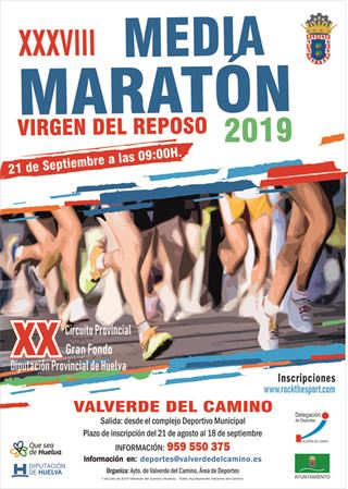 XXXVIII MEDIA MARATON VIRGEN DE REPOSO