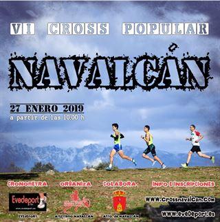 VI CROSS POPULAR NAVALCÁN 2019