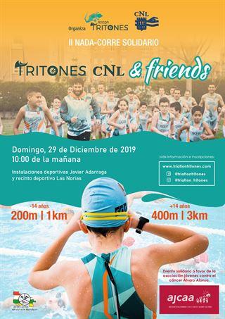 """II Nada-Corre Solidario """"Tritones, CNL & Friends"""""""