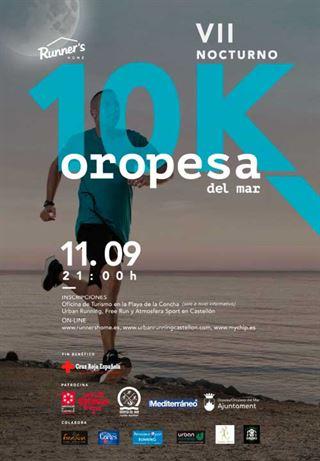 VII  10 K NOCTURNO OROPESA DEL MAR 2021