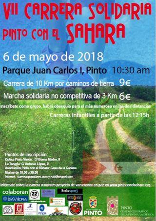VII CARRERA PINTO CON EL SAHARA